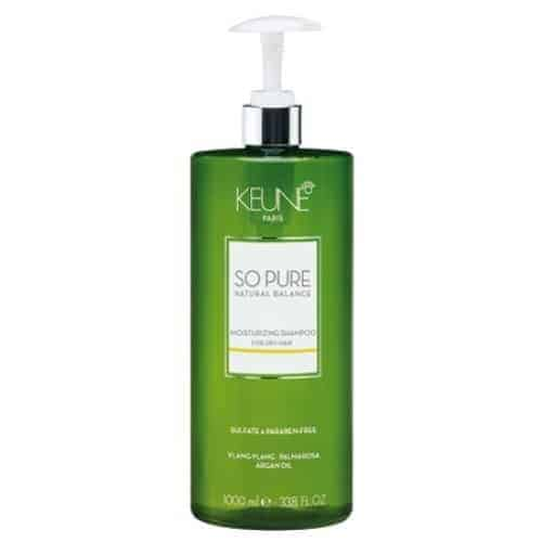 Keune So Pure Moisturizing Shampoo 1 Litre