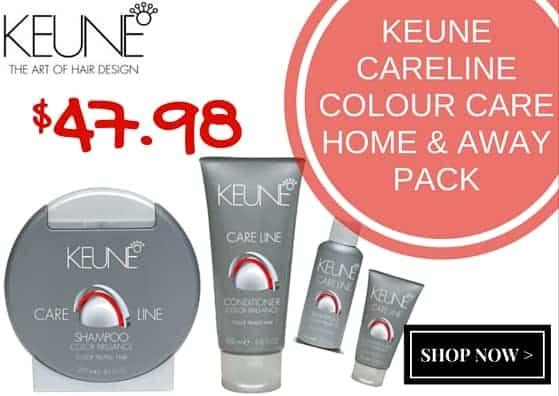 Copy of Keune Design Line Colour Care Home and Away Pack
