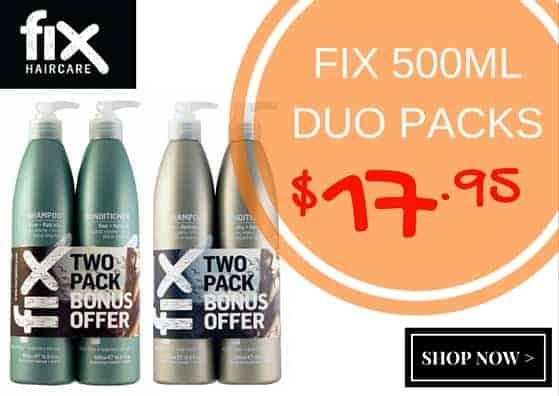 FIX duo packs 500ml