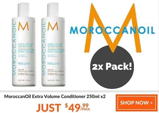 MoroccanOil Volume Conditioner 2x pack