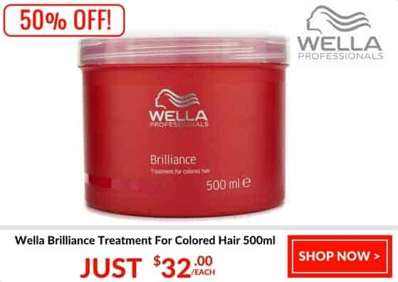 Wella Brilliance Treatment For Colored Hair 500ml 1