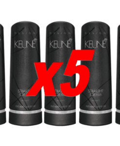 CheapOZ - Keune Design Straight Cream 200ml 5 Pack