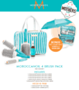 MoroccanOil 4 Brush Set