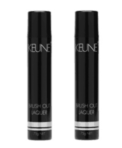 Keune Brush out laquer 75g duo pack